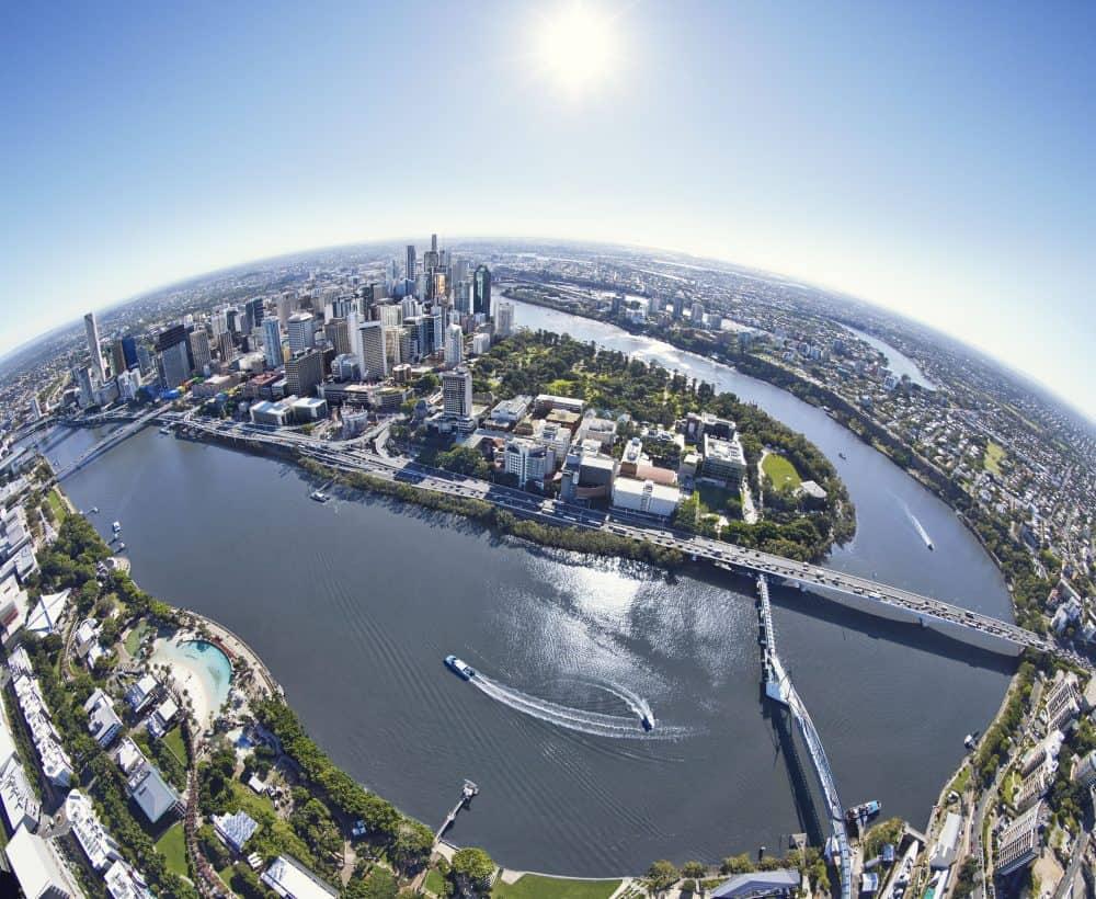 Brisbane, Australia (c) Choose Brisbane. FWT Magazine.