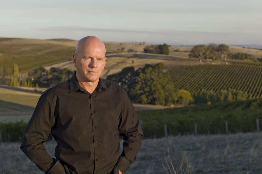 Jeffrey Gosset of Clare Valley, Australia. FWT Magazine.