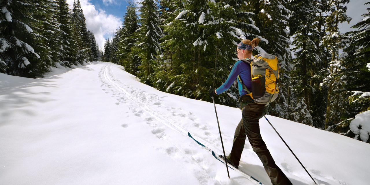 Nordic Skiing at Mount Hood, Oregon