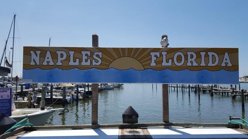 Florida's Paradise Coast.