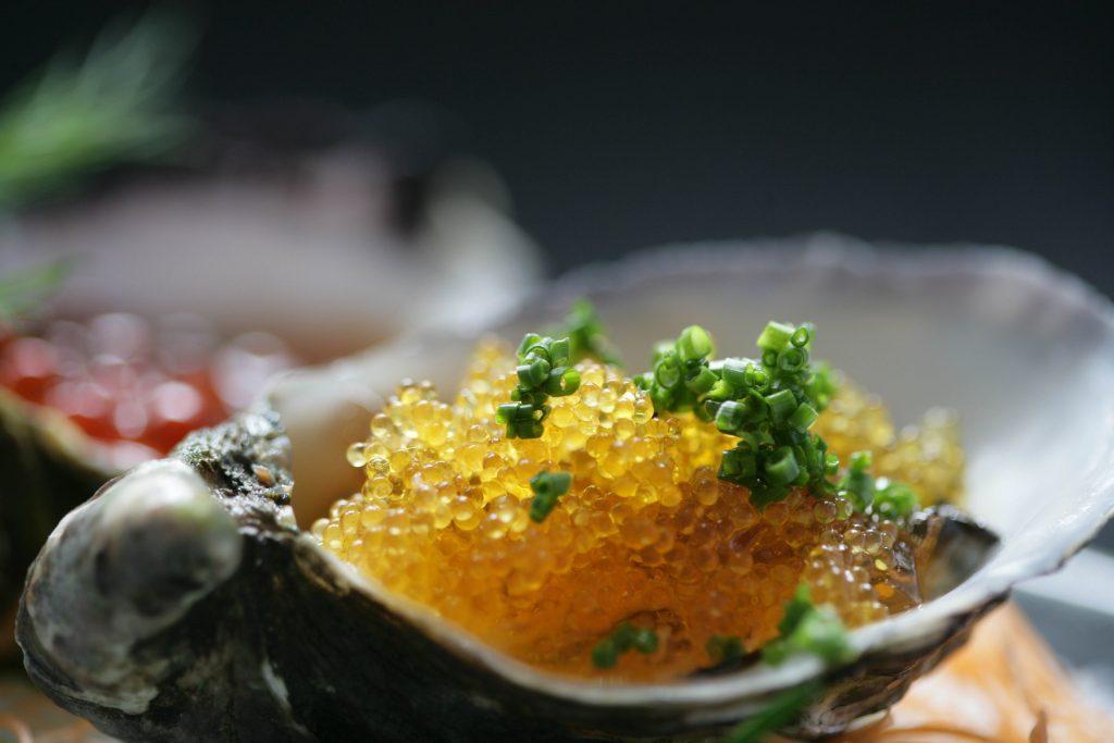 Sophisticated dining at Wasabi Restaurant, Noosa. (c) Sunshine Coast Destination Ltd