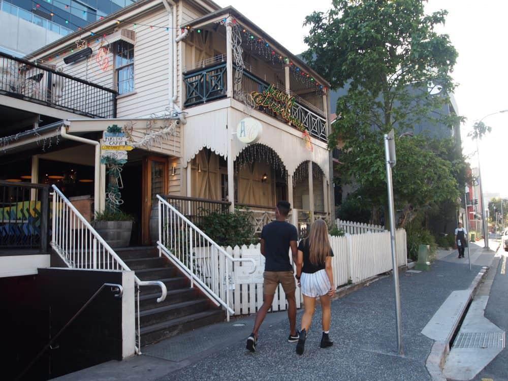 Brisbane's Alfred & Constance