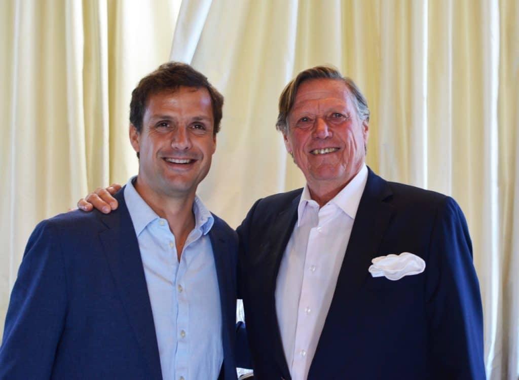 Passionate about wine: Aurelio Montes, Jr. and Aurelio Montes, Sr. FWT Magazine.