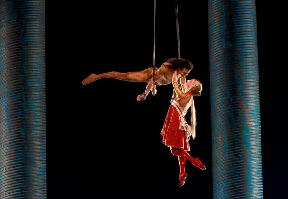 Las Vegas, Cirque du Soleil's KÀ.