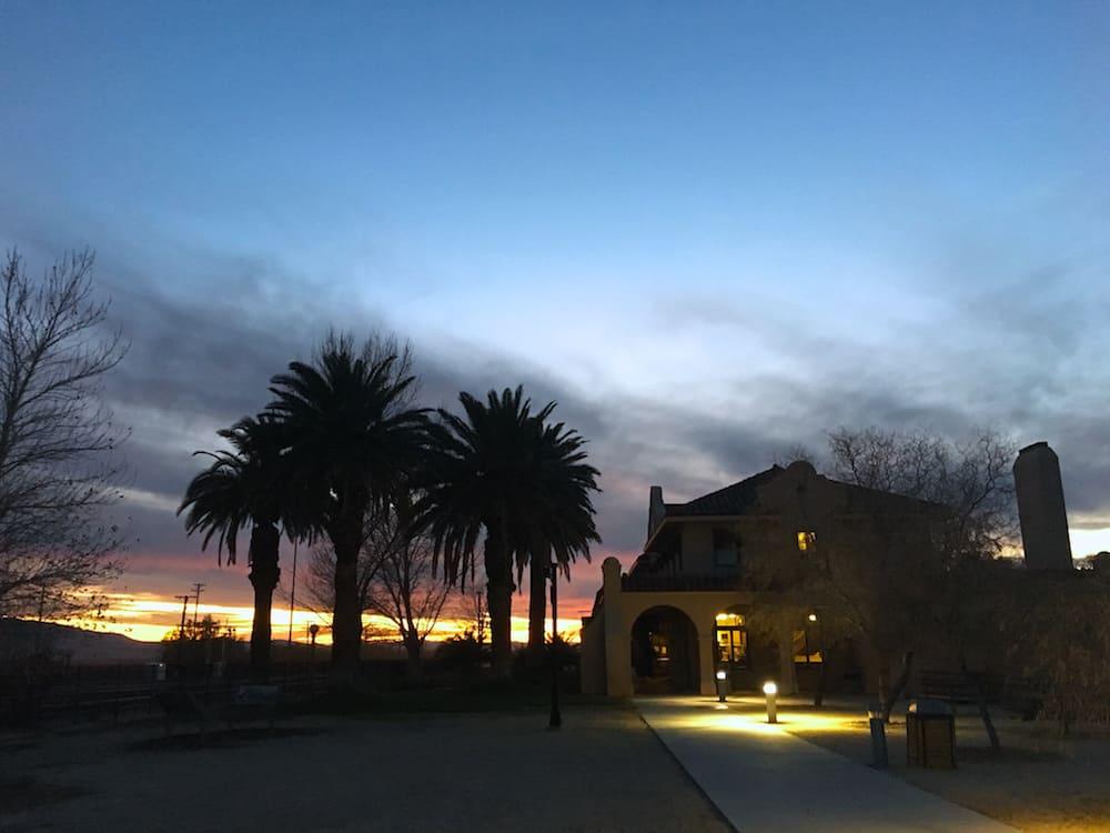 Explore the desert parks near LA like Mojave. FWT Magazine.
