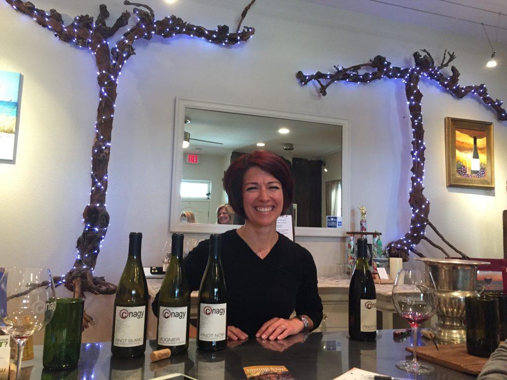 Santa Maria Valley winemaker. FWT Magazine.