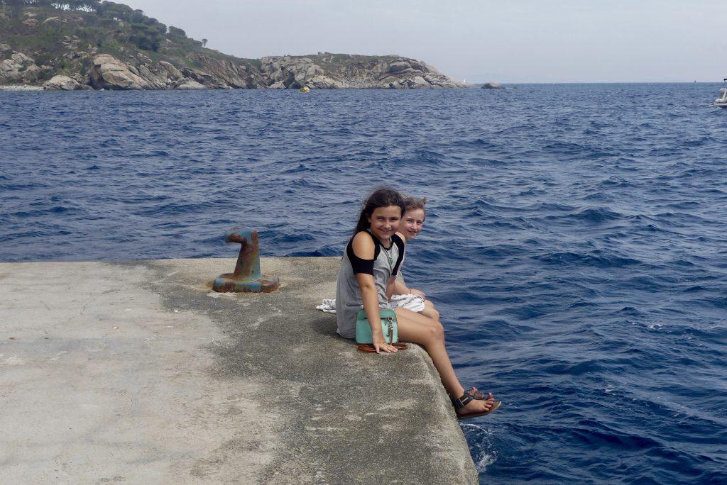 Giglio Island, Italy. FWT Magazine.
