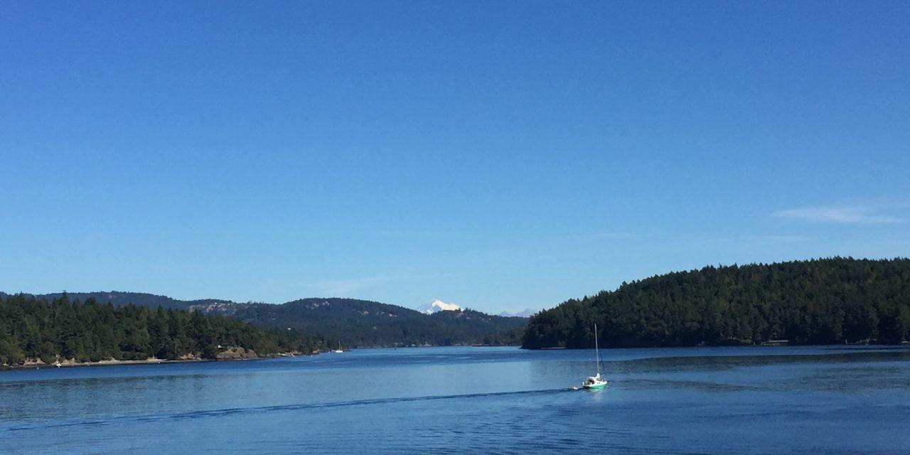 A Romantic Weekend on Washington's Orcas Island