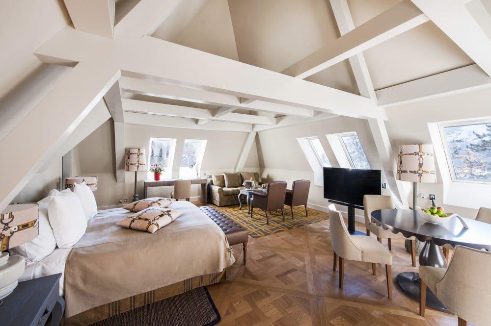 Kopie von Suite Etoile at Le Grand Bellevue. Photo courtesy of Le Grand Bellevue. FWT Magazine.