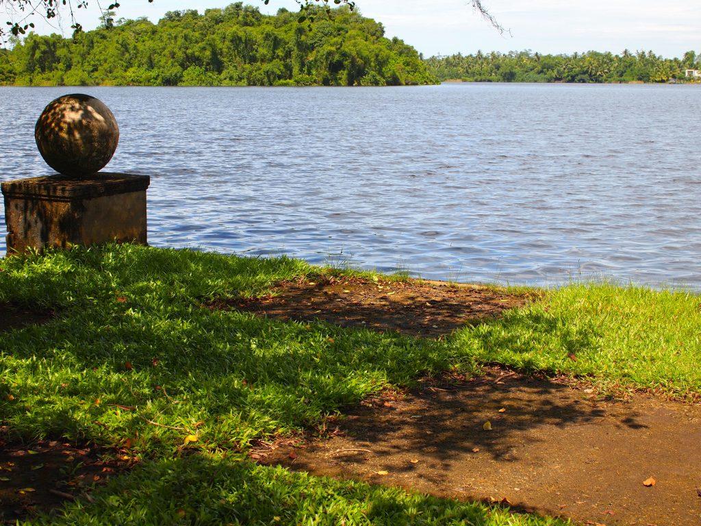 Lake Dedduwa, Lunuganga