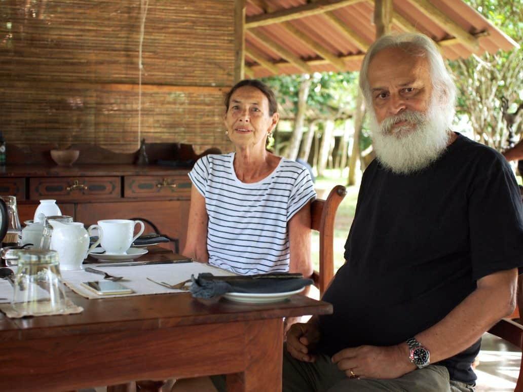 Nisala Arana owners Jill and Kevin Pereira. FWT Magazine.
