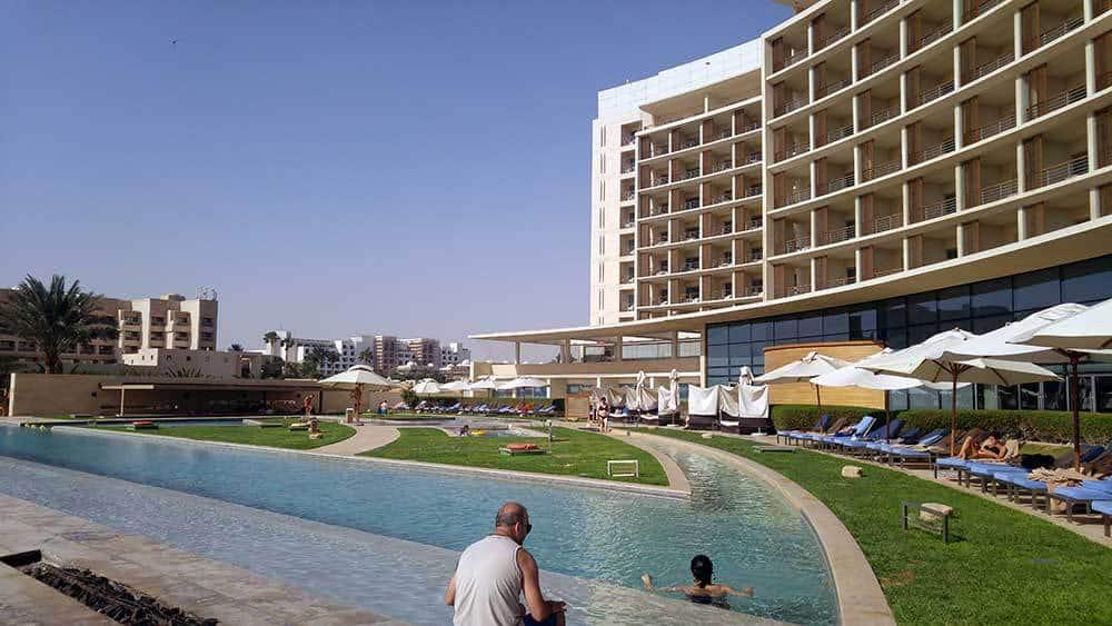 Our Most Memorable Moments in Jordan - Kempinski Hotel Aqaba