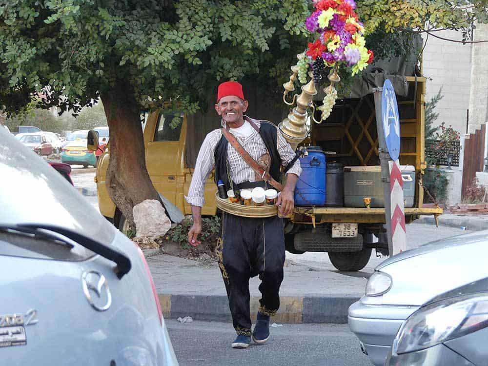 Our Most Memorable Moments in Jordan - Tea Man of Amman