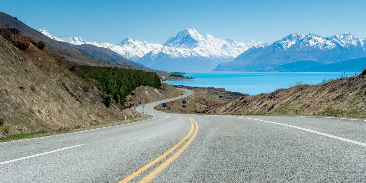 Welcome to MacKenzie Country, New Zealand