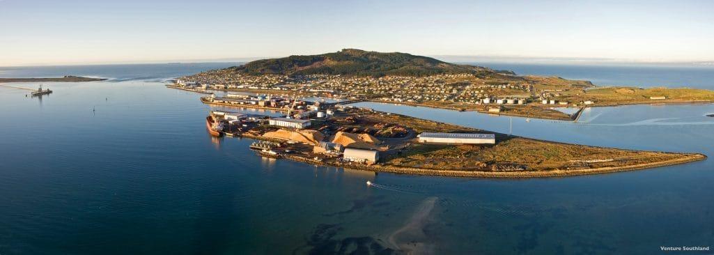 Bluff, Southland, New Zealand. New Zealand.