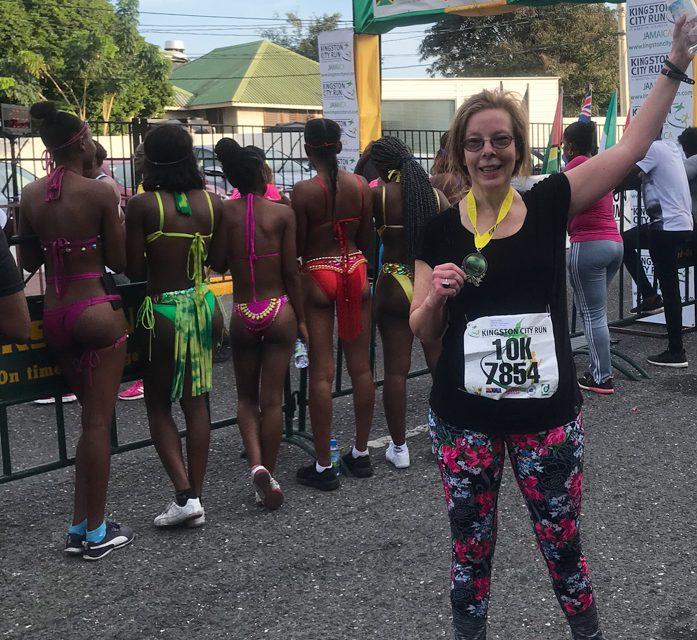 Kingston City Run: Racing Jamaica