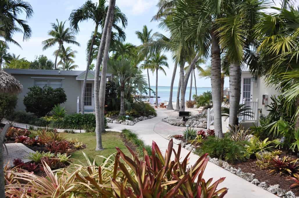 Waterfront gardens of Kona Kai Resort & Gallery FWT Magazine