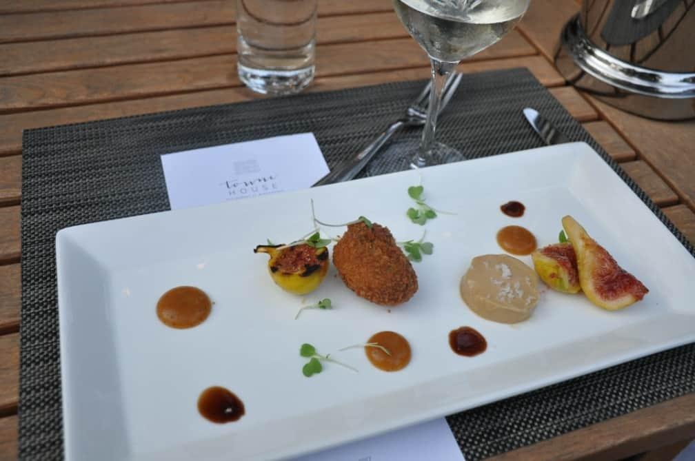 Sonoma Foie Gras at Towne House Restaurant © Lori A. May