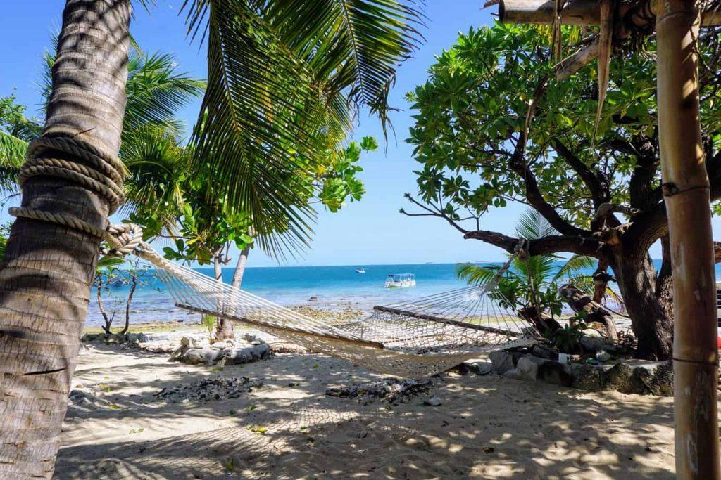 South Sea Island Beach, Fiji. FWT Magazine.