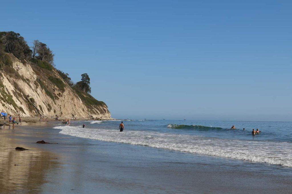 Hendry's Beach, California. FWT Magazine.