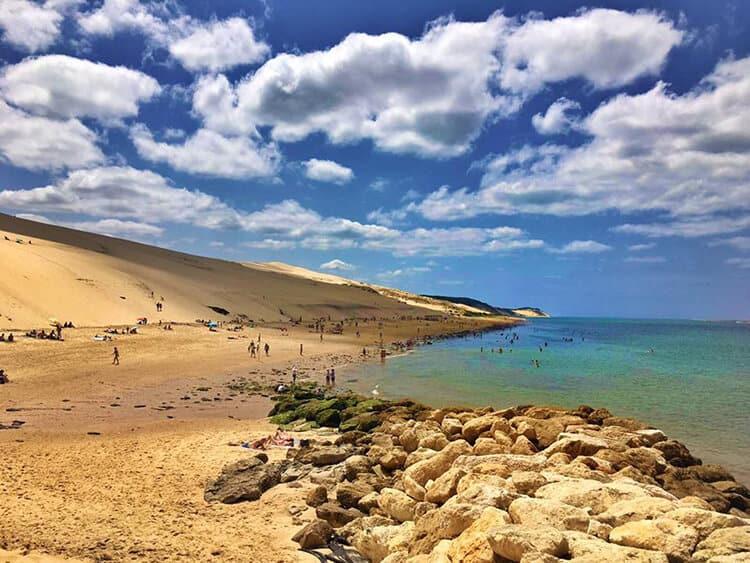 Dune du Pilat, France. FWT Magazine.
