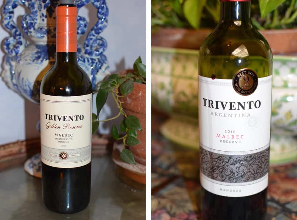 Trivento Malbec wines. FWT Magazine.
