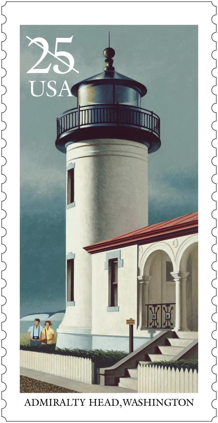 Stamp. FWT Magazine.