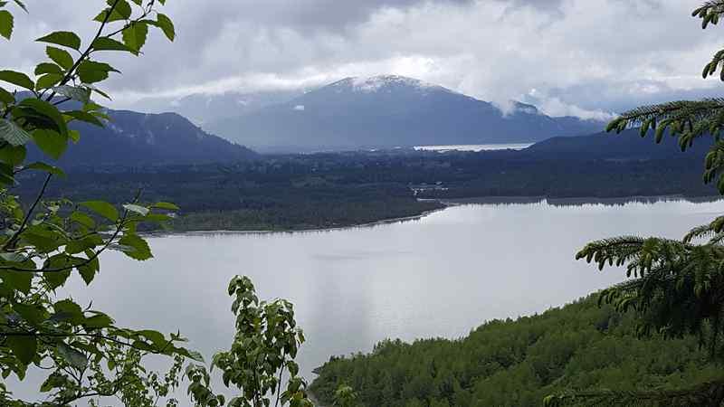 An Ideal Day in Juneau, Alaska