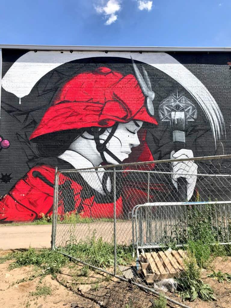 Street art, Denver. FWT Magazine.