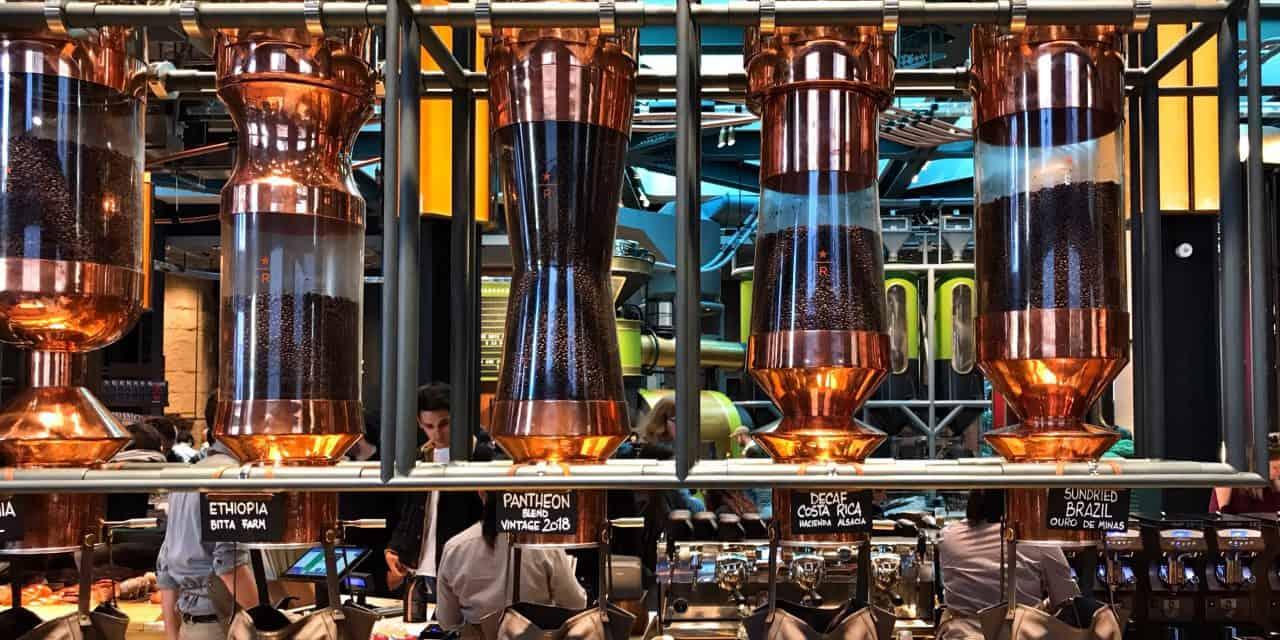Starbucks Reserve Roastery Milano: Not Your Mamma Mia's Starbucks