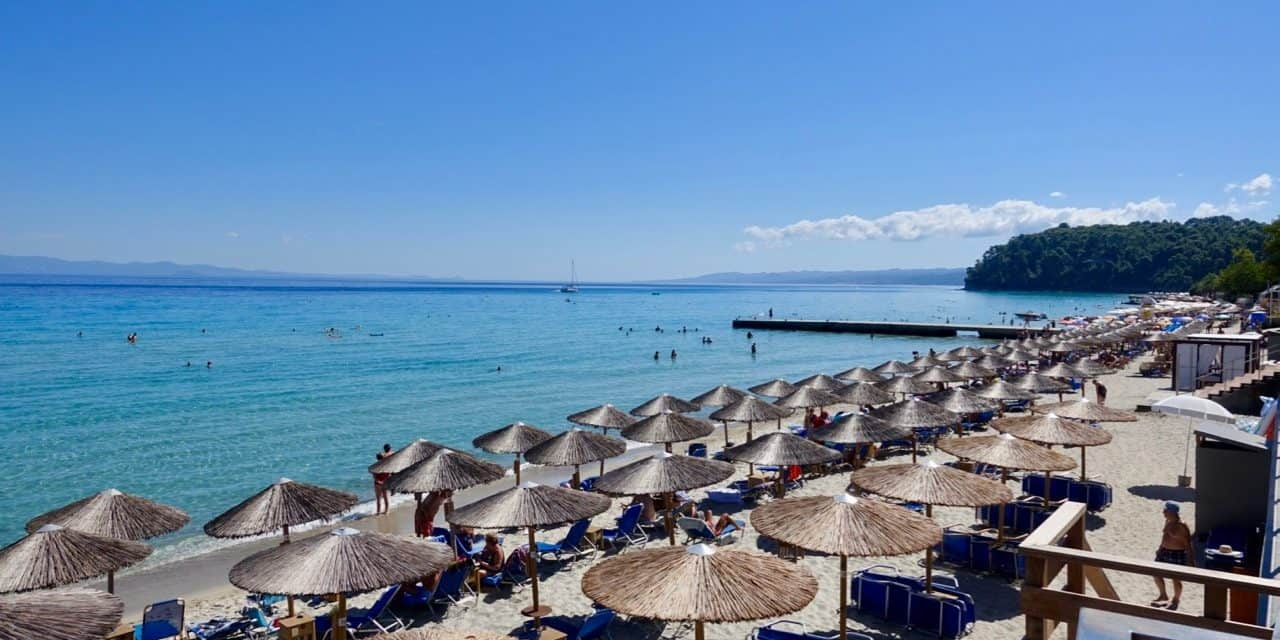 Visitors Flock To The Ammon-Zeus Hotel To Relax In Halkidiki, Greece
