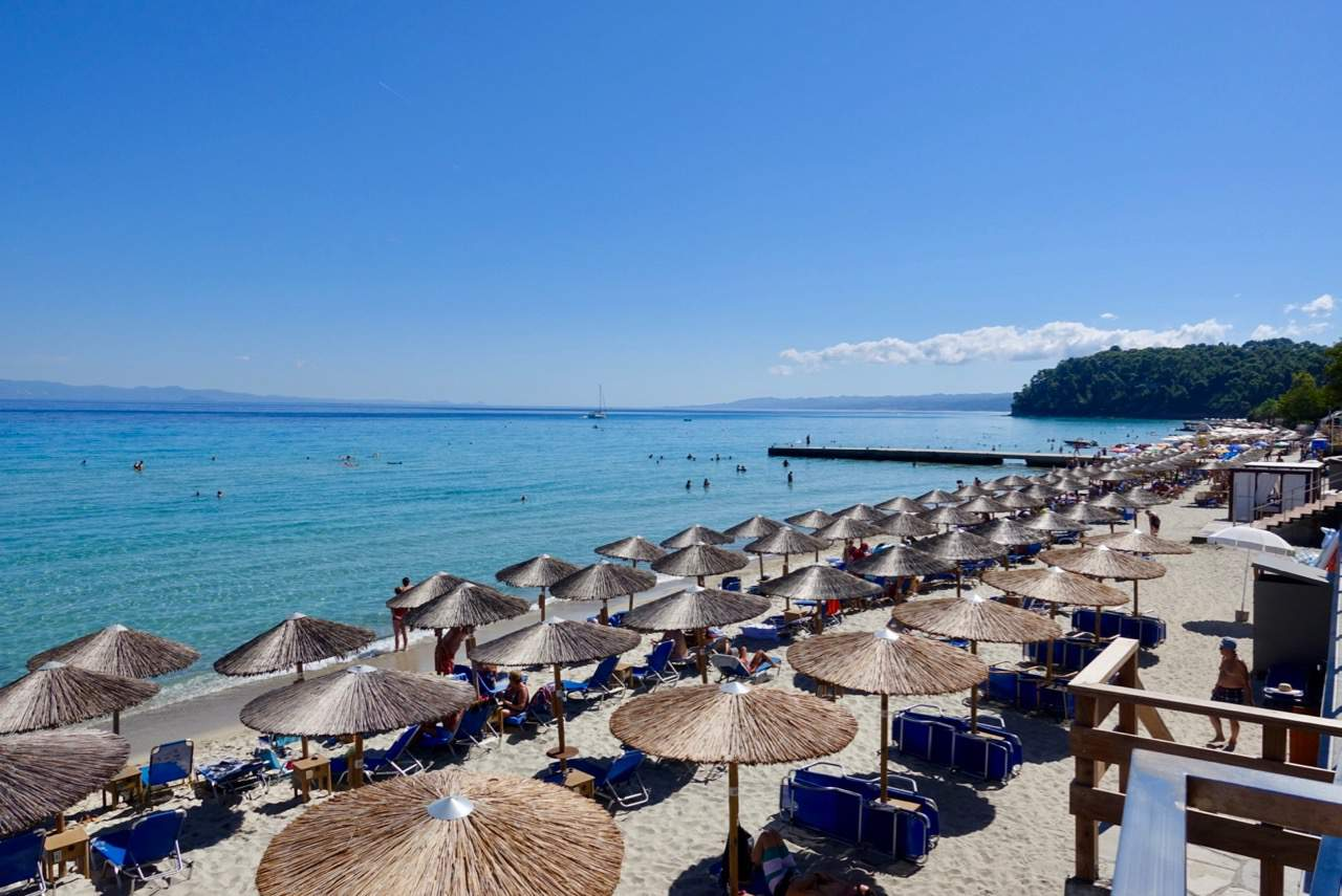 Visitors Flock To The Ammon-Zeus Hotel To Relax In Halkidiki