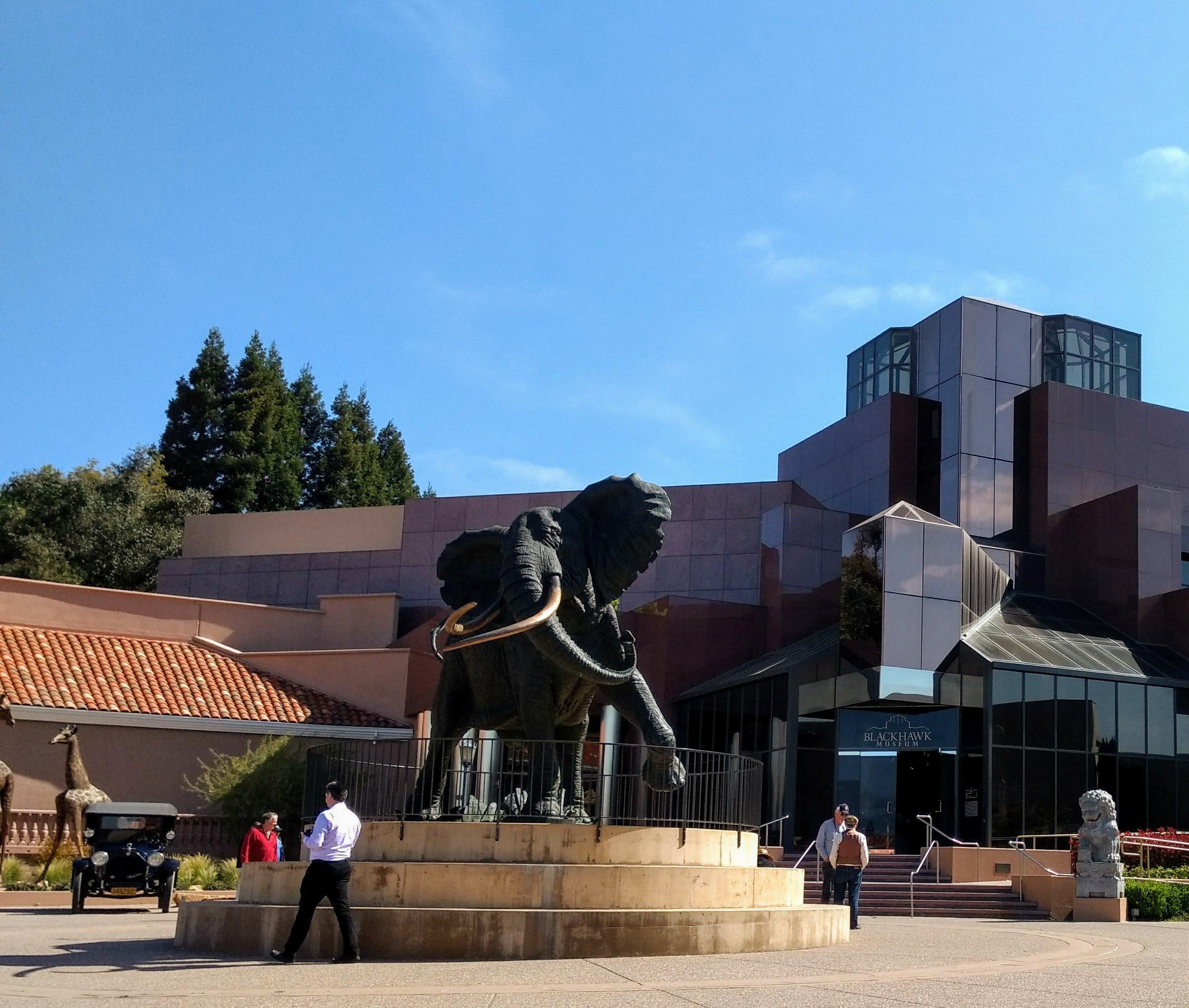 Blackhawk Museum