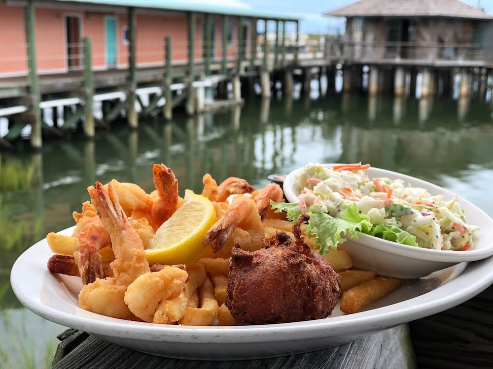 St. Augustine Fried Shrimp