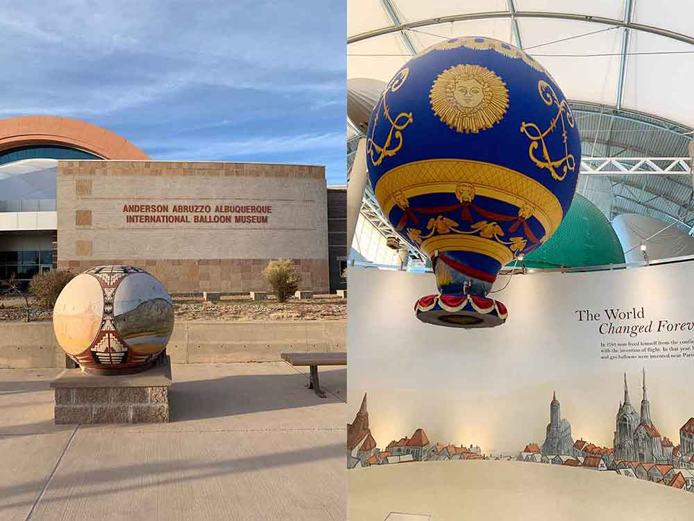 Anderson-Abruzzo Albuquerque International Balloon Museum