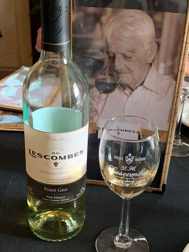 D.H. Lescombes Winery and Bistro