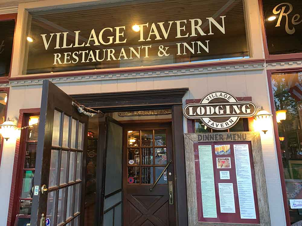 Village Tavern Restaurant and Inn