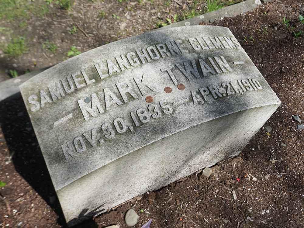 Marker's Grave Marker