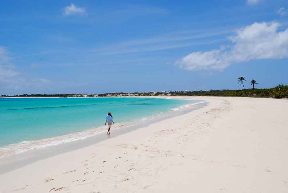 Cove Bay Beach, Anguilla
