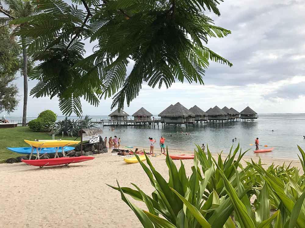 Le Meridien Resort, Tahiti