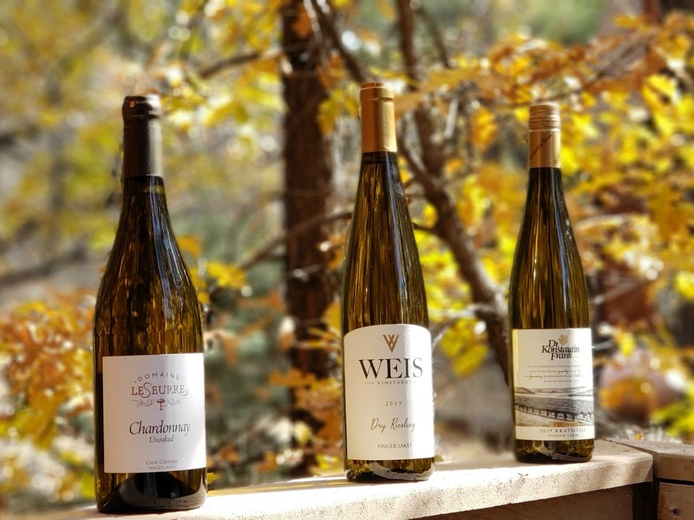 Corning Southern Finger Lakes wines
