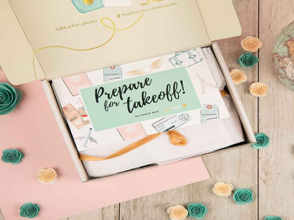 Flygirl Subscription Boxes