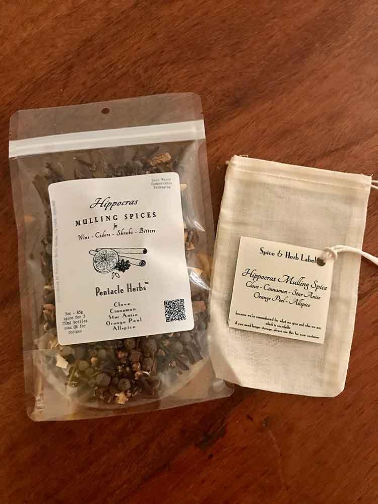 Herbs blend