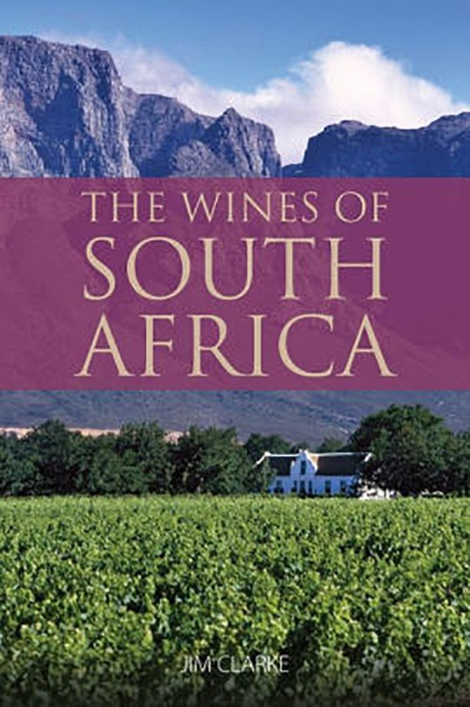 Cuốn sách The Wines of South Africa