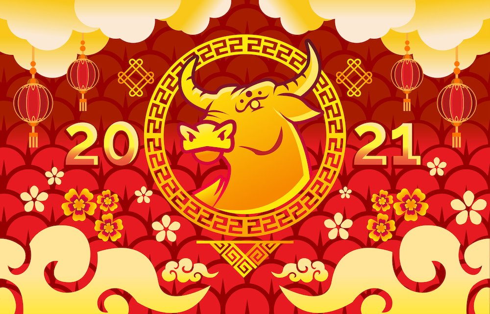 Chinese New Year 2021 - Year of the Ox