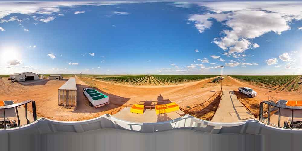 High Plains Soil Pit