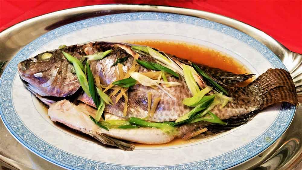 Món cá Tết Nguyên đán
