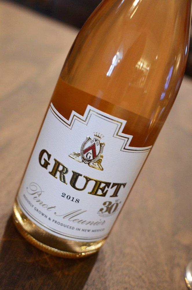 Gruet Pinot Meunier (C) Cori Solomon