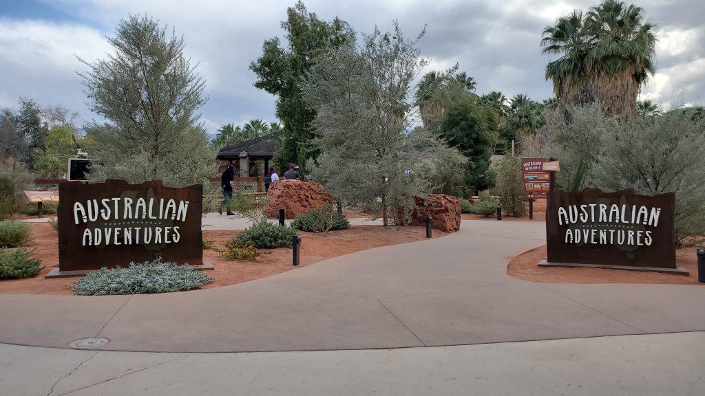 Sa mạc Sống cách Palm Springs chỉ 20 km